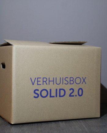 Verhuisbox Solid 2.0 Bruin