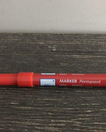 Permanent Marker Rood